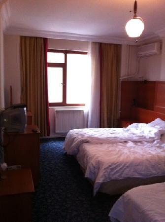 Riad Puchka : our room - 4th floor
