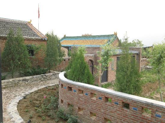 Brickyard Retreat at Mutianyu Great Wall : Gardens