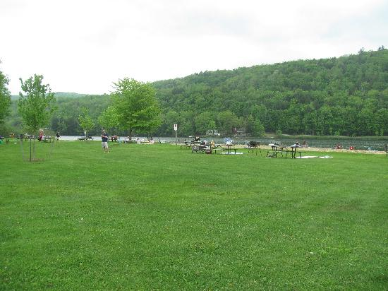Wilgus State Park : Camp Plymouth in Ludlow VT