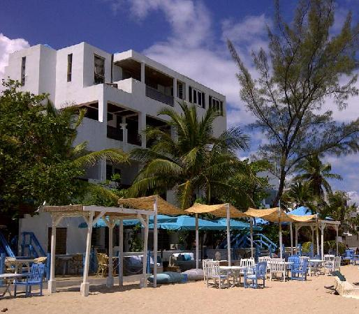 Hosteria Del Mar : beachfront boutique hotel