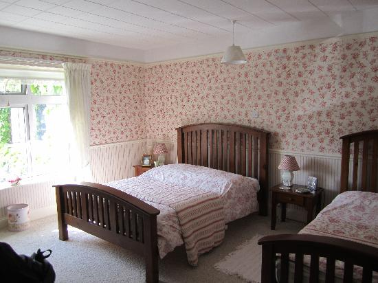 Dunromin B&B: Our room