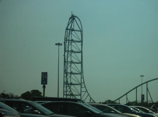 Jackson, NJ: Kingda ka- a must ride coaster