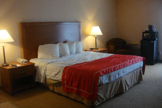 BEST WESTERN PLUS Placerville Inn: King Bed