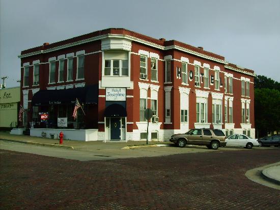 Holton, Κάνσας: Hotel