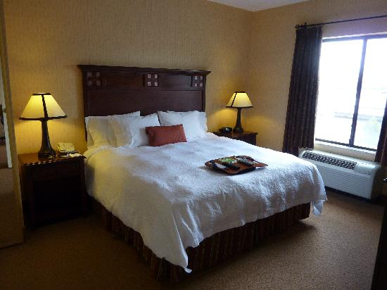 Hampton Inn & Suites Tahoe-Truckee: Suit Bed Room