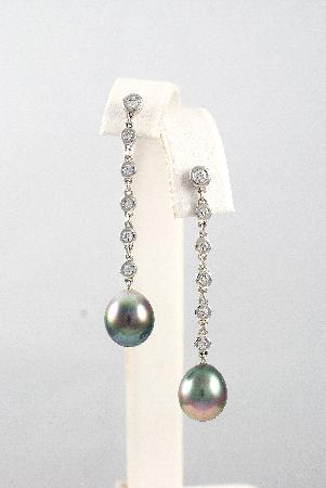 Eva Perles Pearl Buying: earrings
