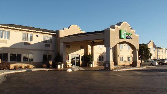 Holiday Inn Express Green River: hotel