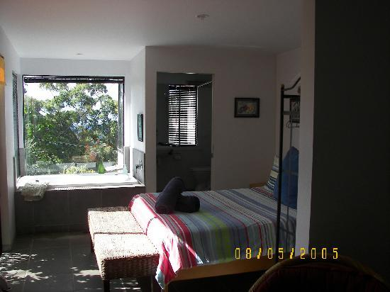 Tamborine Mountain, Australia: Main Bedroom and Ensuite