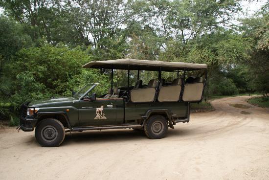 safari jeep - Picture of Jock Safari Lodge, Kruger National Park ...