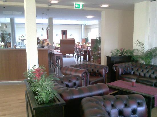 DLRG Tagungszentrum Hotel Delphin: Lobby