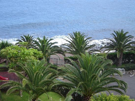 Hotel Riu Palace Madeira: View from the balcony