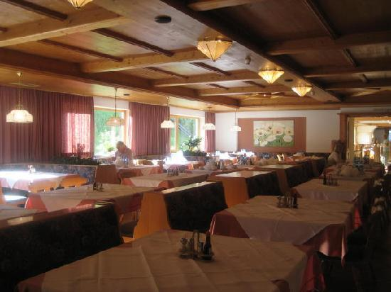 Lifthotel: Our dining room