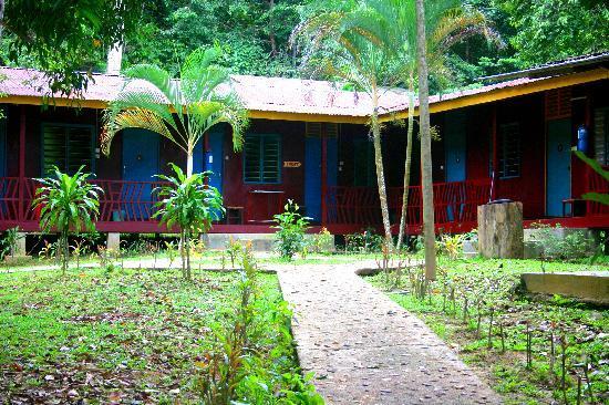 Nusa Holiday Village: Hostel is fine for budget traveller
