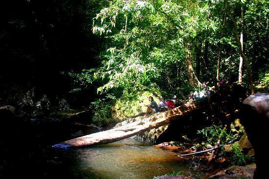 Jerantut, Malasia: Abai Waterfall
