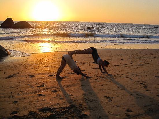 Agonda Beach : beautiful sunset