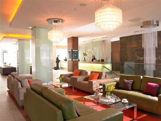 Limerick Strand Hotel: Reception