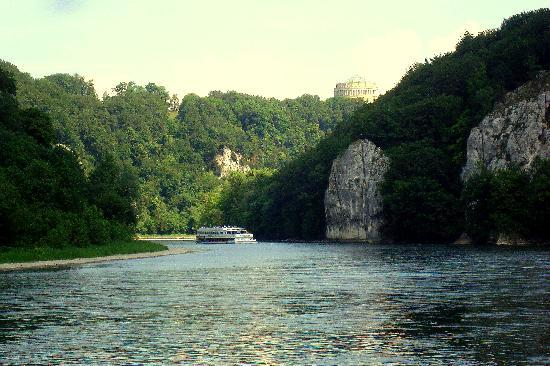 Ratisbona, Alemania: a trip down the Danube