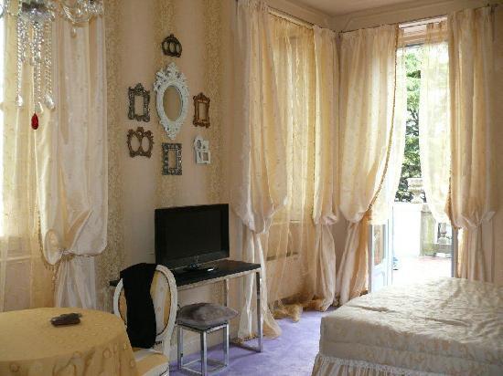 Unsere Suite - Foto di Hotel Villa Giulia Ristorante Al Terrazzo ...
