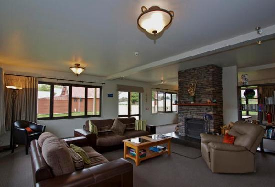 Manuka Lodge: Lounge