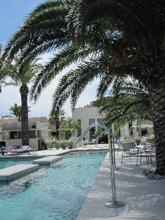 Hotel Sezz Saint-Tropez: La Piscine
