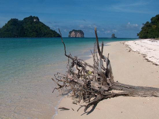 Poda Island Resort: Beach scene - Poda Island