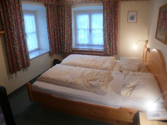 Hotel-Pension Wagnermigl: Large rooms!