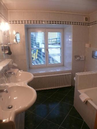 Hotel-Pension Wagnermigl: Bathroom