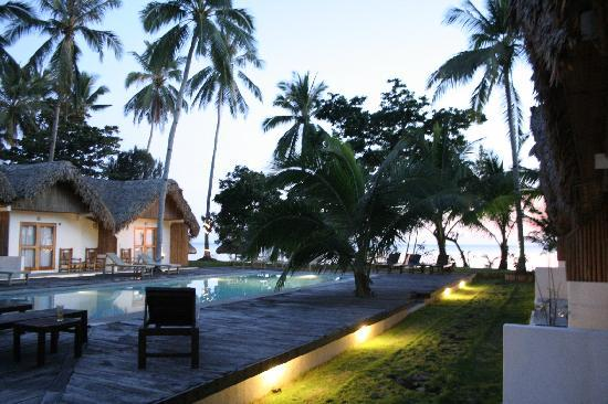 Elysia Beach Resort: nicest part of the resort is the pool area