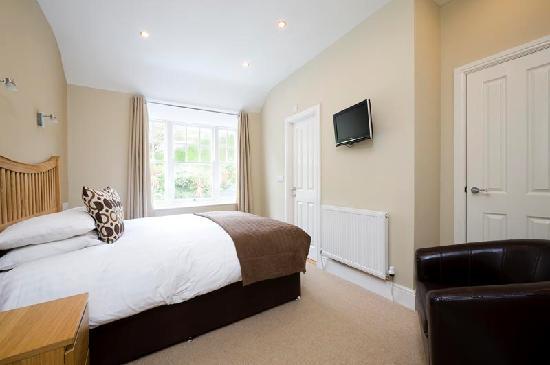 Cartref Guest House: Room 4 - Double (King Size) en suite