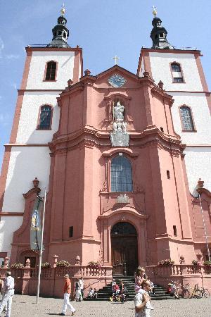 Fulda, Germany: Kirche