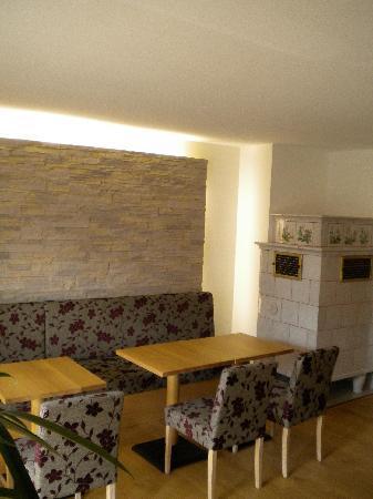 Hotel Garni Schacherer: Lounge