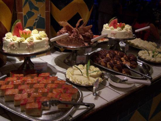 Buffet Food Picture Of Royal Decameron Club Caribbean
