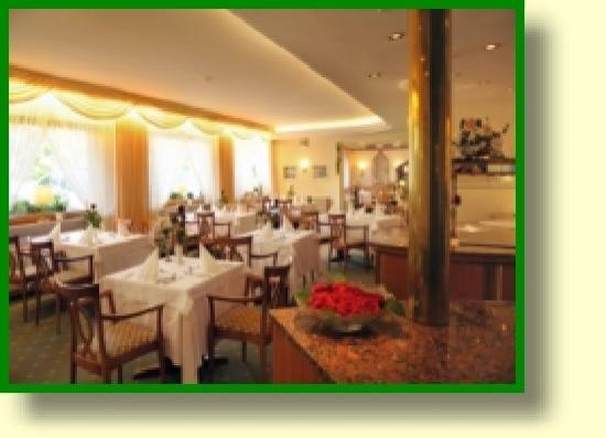 Hotel Rheinland: Im Restaurant