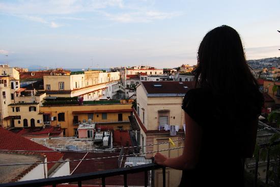 B&B Casamone : terrazzo