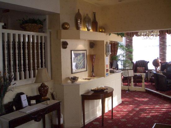 Brookside Hotel : Reception