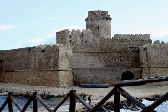 Villaggio Residence Costa Blu : le castella
