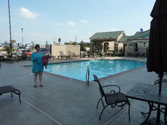 Hilton Garden Inn New Braunfels: pool