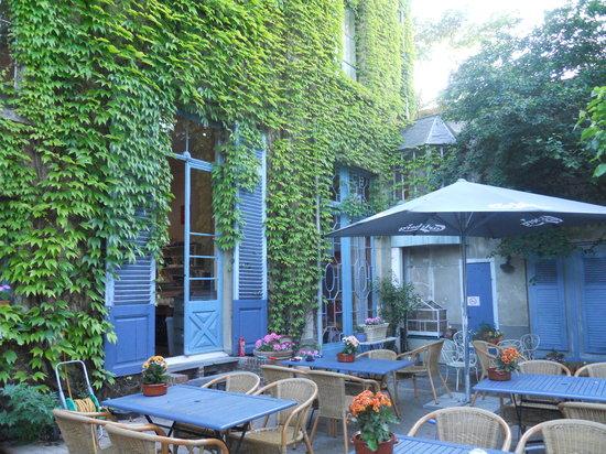 Park Restaurant: Jardin