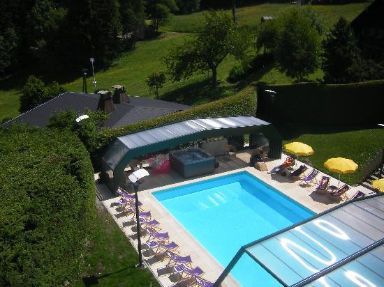 Saint-Gervais-les-Bains, ฝรั่งเศส: spa été