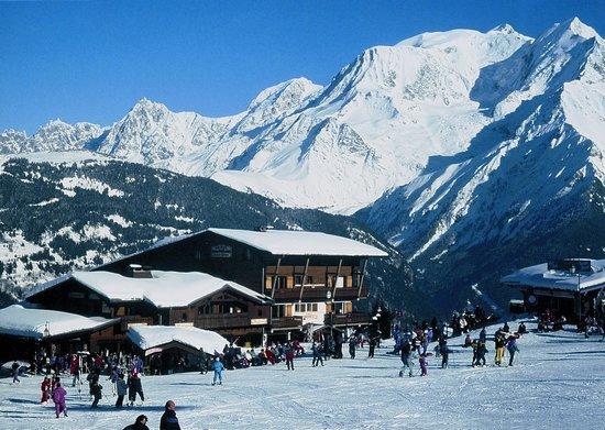 Hotel Arbois-Bettex: hotel en hiver