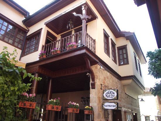 Otantik Butik Otel: dış görünüm