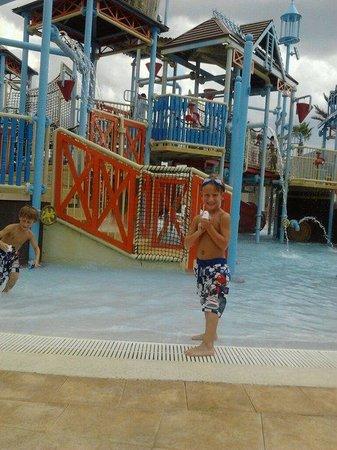 Reunion Resort, A Salamander Golf & Spa Resort: View of water playground