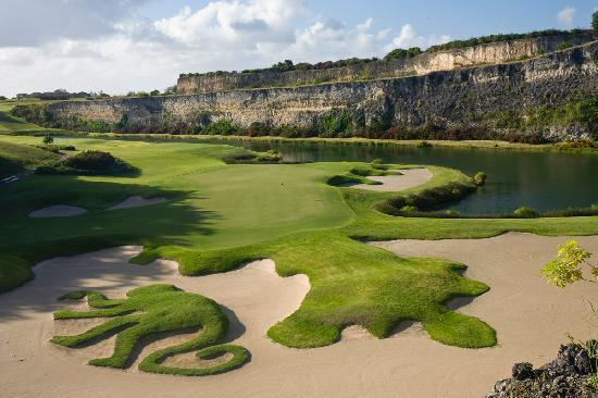 Sandy Lane Hotel: The Green Monkey golf course