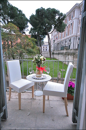 Locanda al Viminale: romantic  room