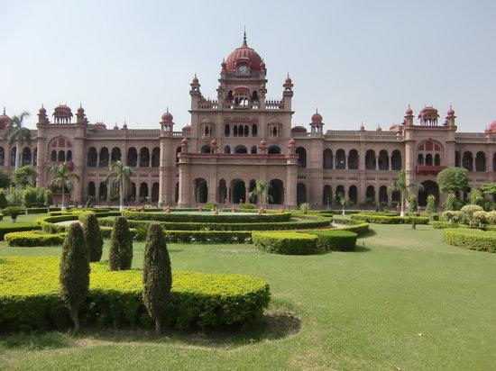 Amritsar, Indien: Vorder Ansicht