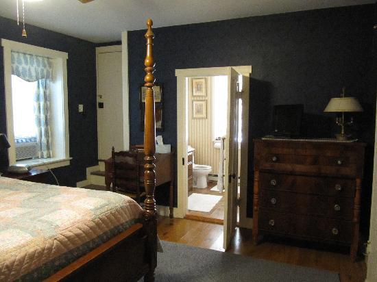 Creekside Inn: Witmer Room