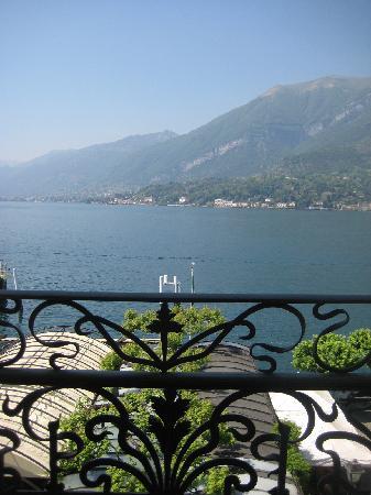 Hotel Excelsior Splendide: Bueautiful view of Lake Como