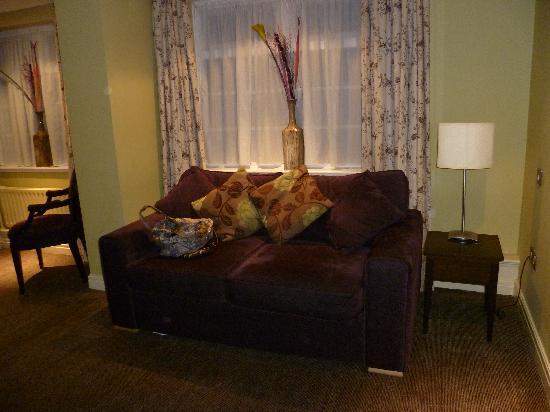 Hallmark Hotel Manchester: Executive double room