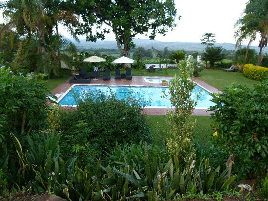 Plumbago Guest House: Pool
