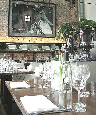 Restaurant Moskou - Interior